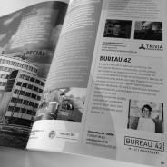 Bureau 42 in Strijp-Special van Licht op Eindhoven